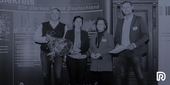 Gruenderpreis Saalekreis 2019 Robin Data